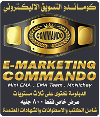 ������ ������� ������� ���������� E-Marketing Commando